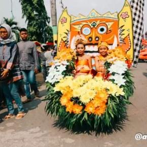 Karnaval Jombang 2016 Bhineka Tunggal Ika 7