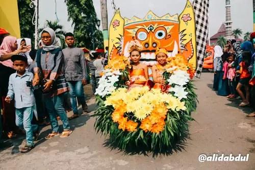 Karnaval Jombang 2016 - Bhineka Tunggal Ika (7)