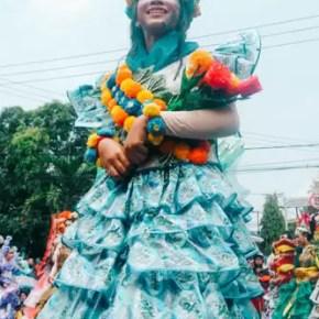 Karnaval Jombang 2016 Kampanye Lingkungan 3