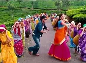 Kashmir Main Tu Kanyakumari Chennai Express Full Video Song Shahrukh Khan Deepika Padukone1
