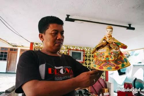 Wayang Potehi Klenteng Hong San Kiong Gudo Jombang Alid Abdul 5