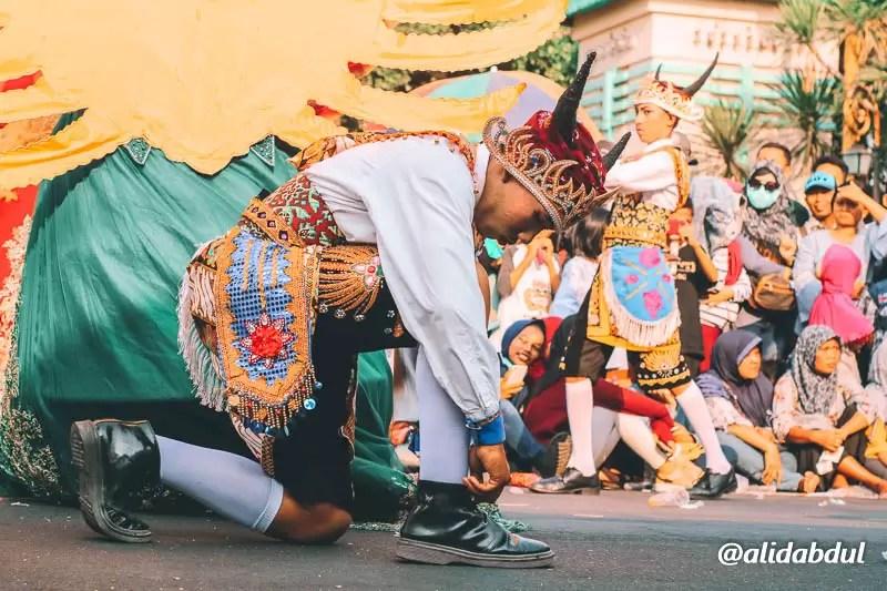Pawai Budaya Jombang 2018 1
