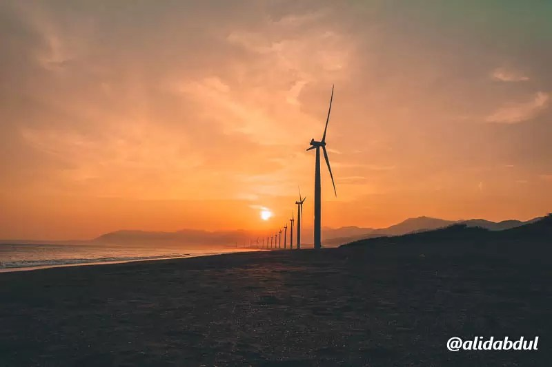 Bangui Windmill Featured