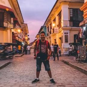 Vigan City Calle Crisologo 2