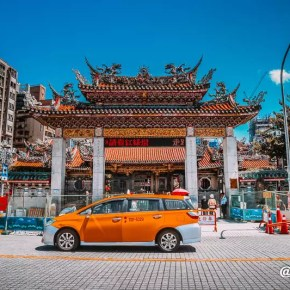 Lungshan Temple Taipei Alid Abdul 2