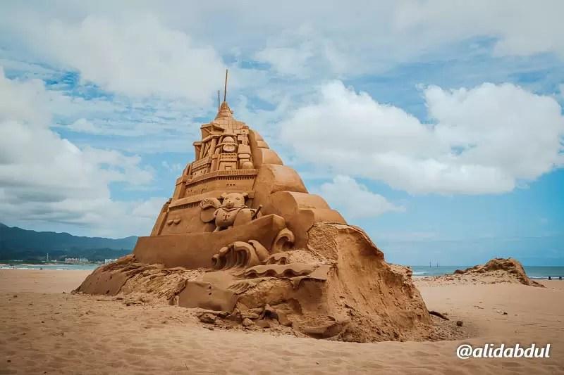 Fulong Beach Taiwan 2