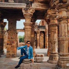 Qutub Minar Delhi India Alid Abdul 8