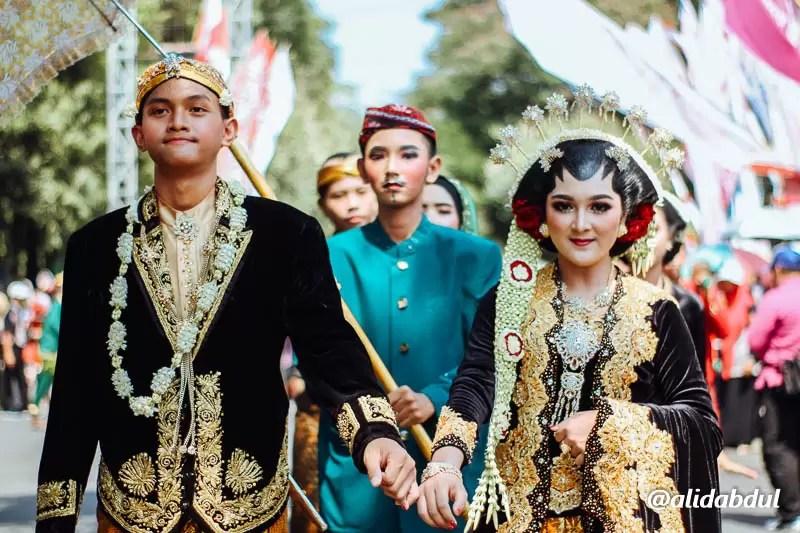 Pawai Budaya Jombang 2019 2