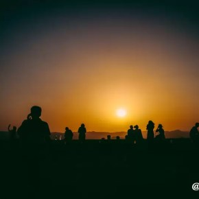 Sajjangarh Monsoon Palace Sunset 11