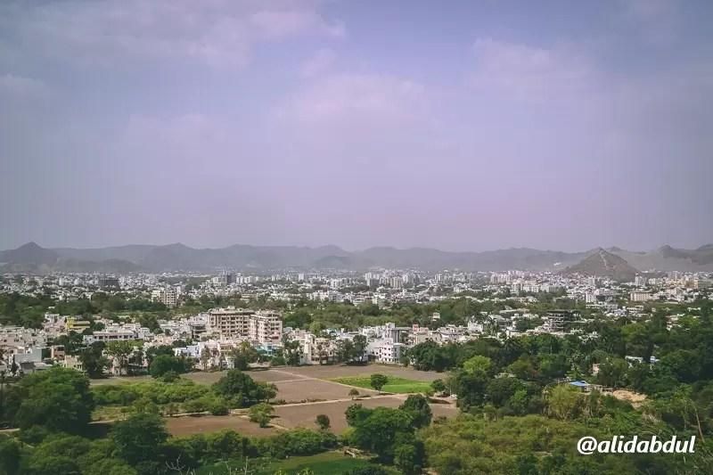 Sajjangarh Monsoon Palace Featured