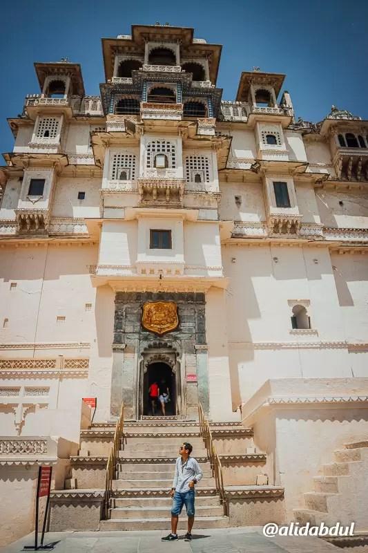 City Palace Udaipur 1 1