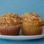 Peanut Butter Surprise Muffins