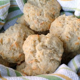 easy parmesan black pepper buttermilk drop biscuits