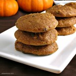 Pumpkin Muffin Cookies #kleenexallergy