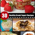 30 Healthy Recipes using Greek Yogurt #AetnaMyHealthy