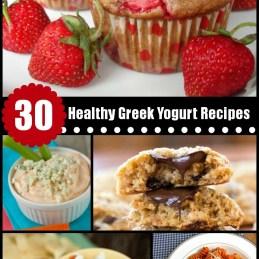 30 Healthy Greek Yogurt Recipes #AetnaMyHealthy | alidaskitchen.com