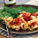 Balsamic Tomato Tortellini
