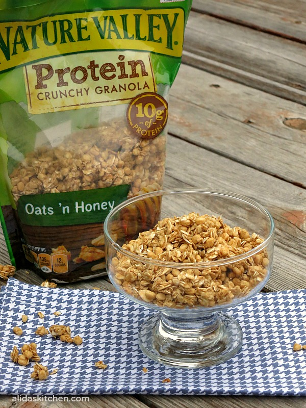Nature Valley™ Protein Granola | alidaskitchen.com