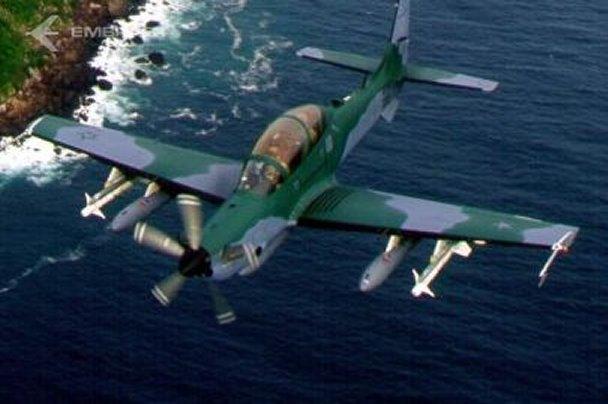 A-29 Super Tucano (http://www.alide.com.br)