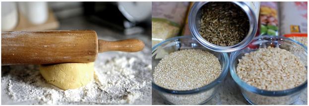 BISCOTES, GRISSINES, PAN…Y MÁS