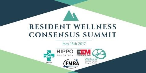 resident wellness consensus summit ad