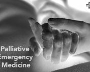 elder hand palliative emergency medicine care