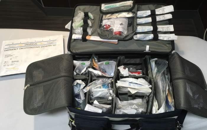 equipment kit