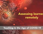 COVID19 assessing learners