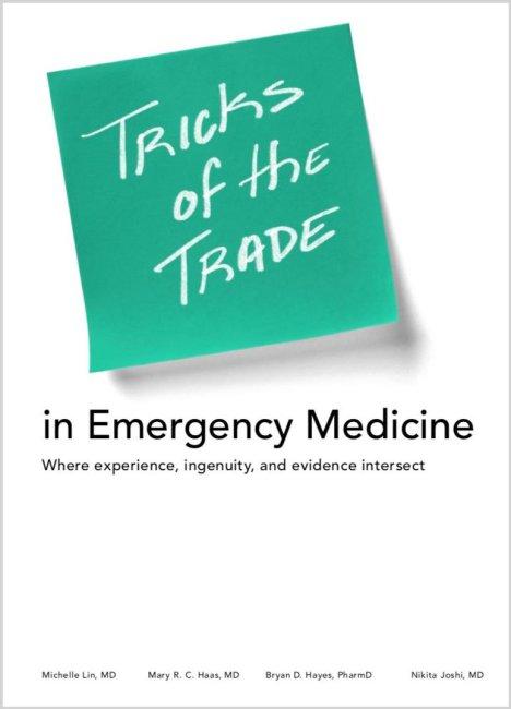 tricks of the trade book emergency medicine