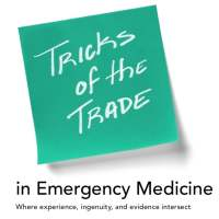 tricks of the trade in emergency medicine book