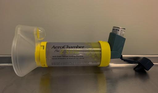 metered-dose inhaler