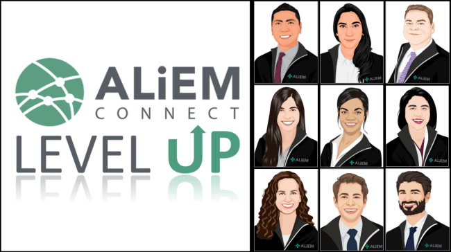 ALiEM Connect graduation