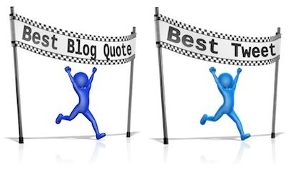Best Blog and Tweet