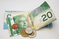 Canadian money -canstockphoto2110984