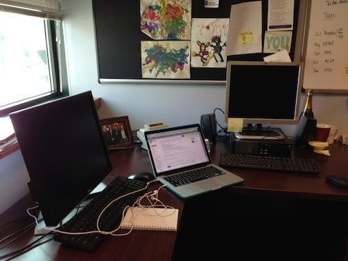 Choo Desk
