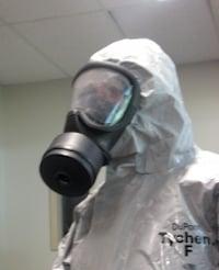 Ebola PPE