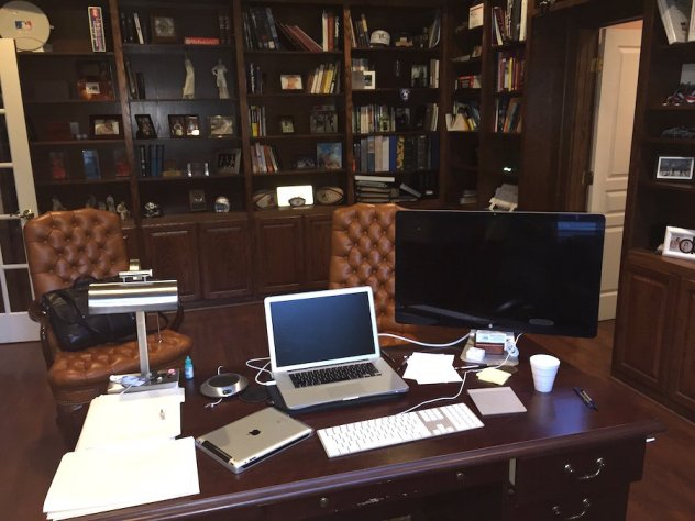 Gillian Schmiz Office