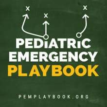 Peds Emerg Playbook Logo