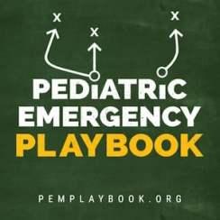 Peds Emerg Playbook Logo
