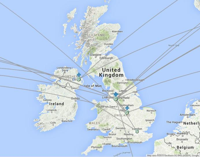 UK How I Work Smarter map