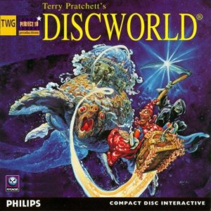 Discworld Cdi cover