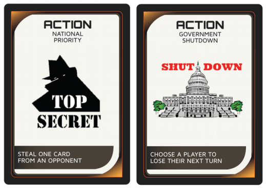 If Only Card Games Could Solve Government Shutdowns.....
