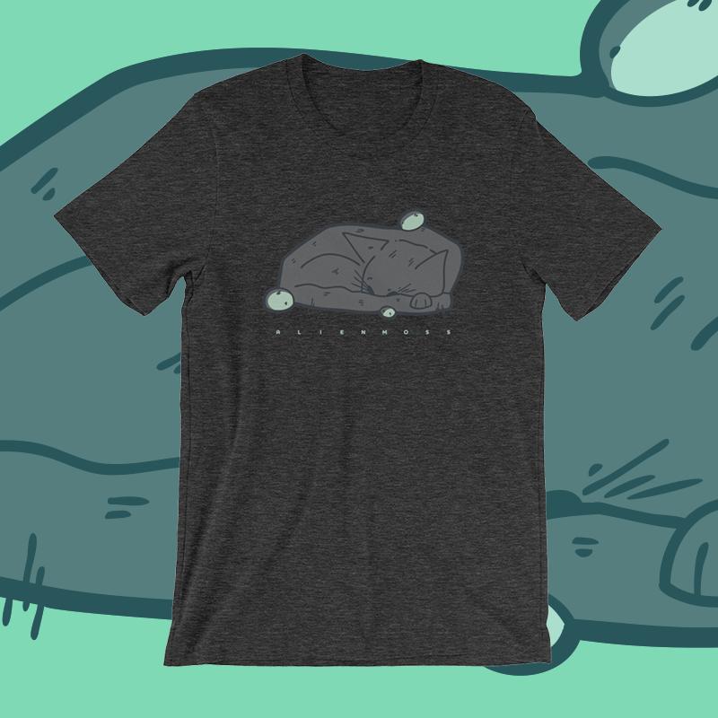 Moss Guardian T-Shirt