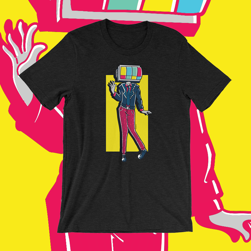 TV Boy ODiE T-Shirt