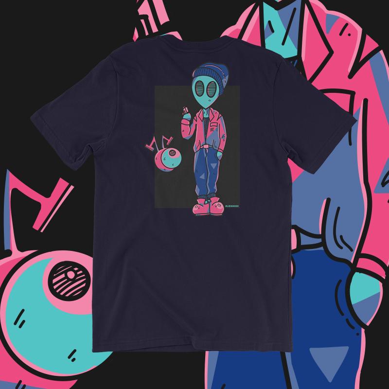 Fermi & JIM T-Shirt