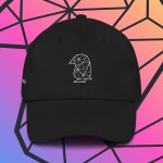Geo Penguin Dad hat