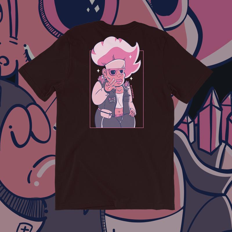 Pink Lady T-Shirt