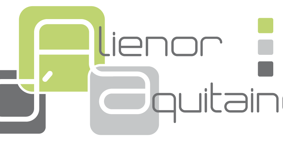 Le logo du collège Aliénor d'Aquitaine à Bordeaux
