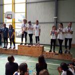 Equipe Minimes AS double Dutch Aliénor d'Aquitaine Bordeaux