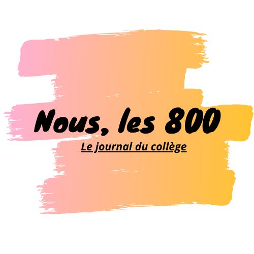 Logo nous les 800